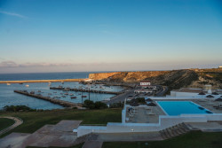 Sagres – finishing village