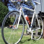 Stolen from ACT Sports House Hackett about 1430 on Sunday 12 February