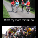 road cyclists, who we are